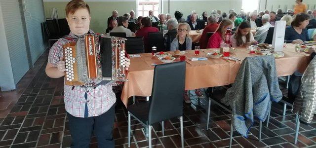 Srečanje starejših krajanov KS Cezanjevci