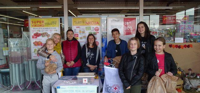 Uspešno zaključena dobrodelna akcija Drobtinica